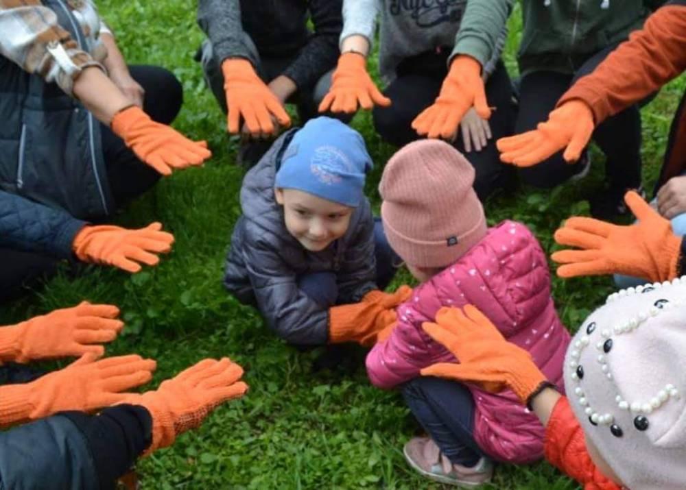 Проект в селе Баурчи: Активный подход к решению экологических проблем