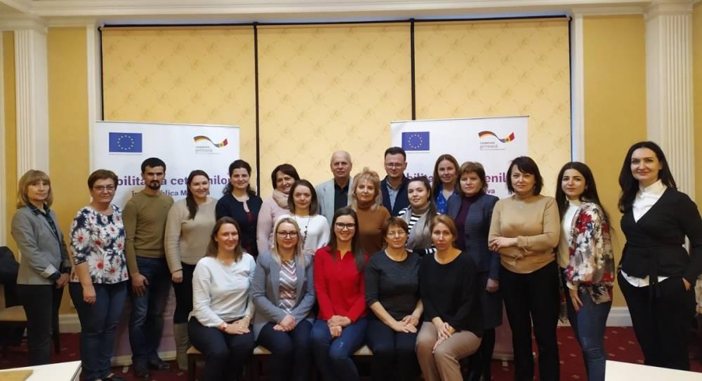 Partenerii proiectului au participat la o instruire dedicată mobilizării comunitare