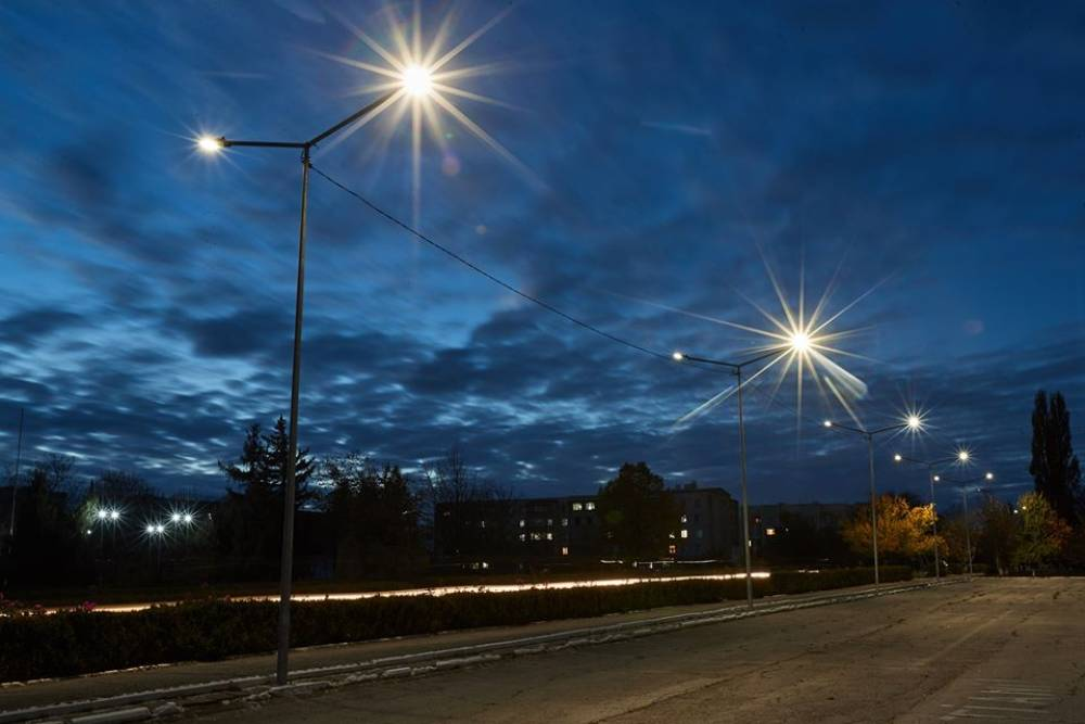 За современные системы уличного освещения, города Окница и Кантемир удостоены Премии Европейского союза в области устойчивой энергии