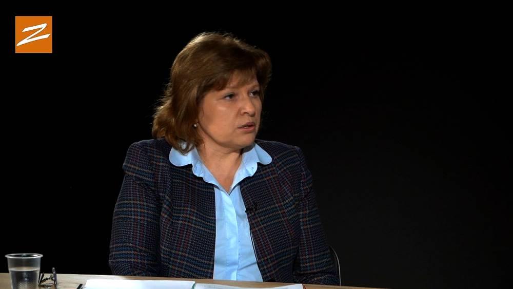 Silvia Strelciuc: Rezultatele concursului de proiecte nu vor fi mai devreme decât sfîrșitul lunii martie