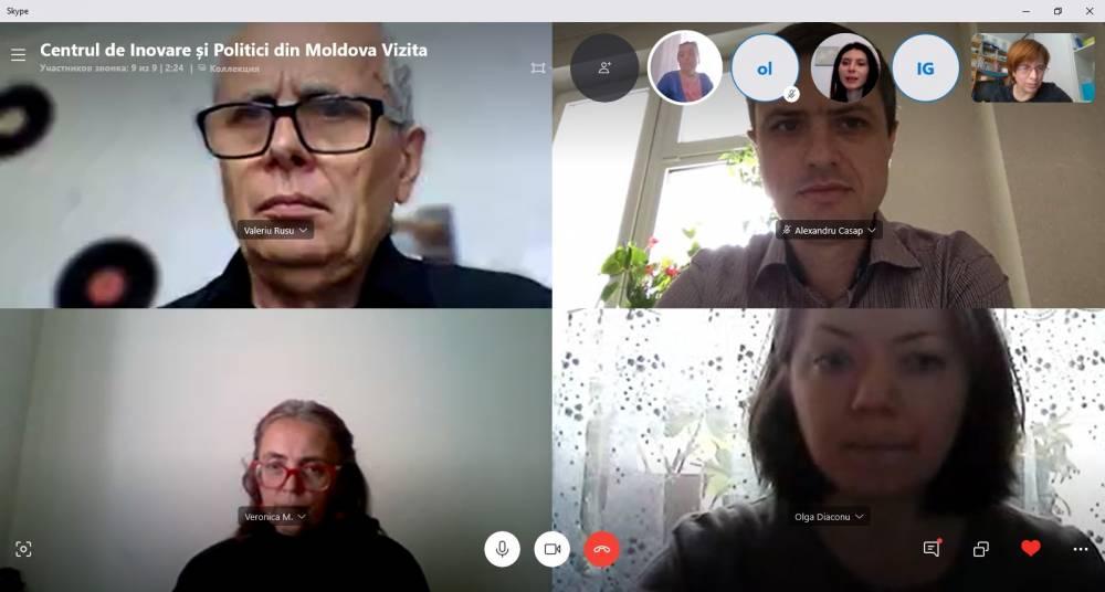 """Pe timp de pandemie, proiectului """"Fii schimbarea: Cetățeni implicați – comunități durabile, își desfășoară vizitele de verificare în regim online"""