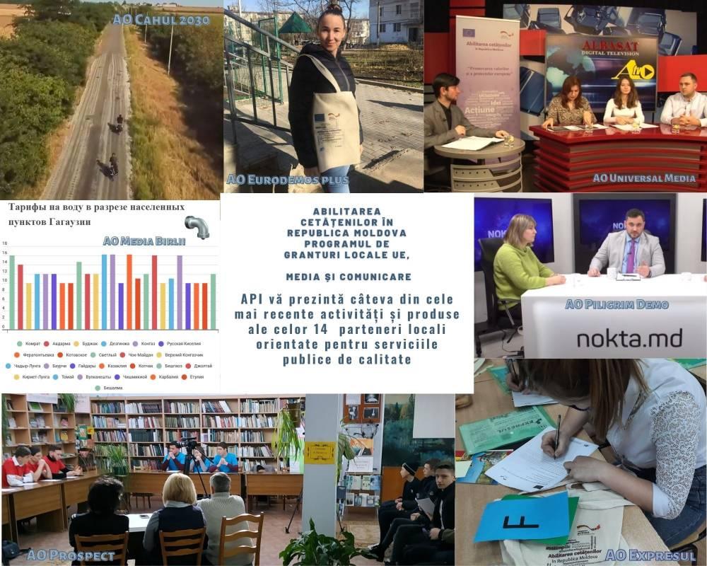 Uniunea Europeană în suportul mass-media pentru informarea cetățenilor