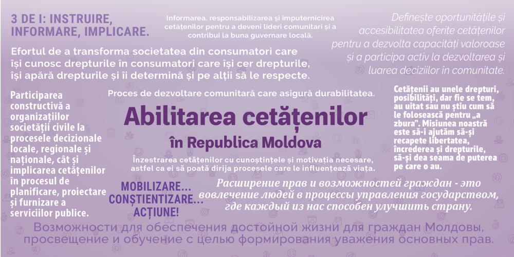 Eveniment de înmânare a certificatelor de grant pentru organizațiile beneficiare ale Programului de Granturi Locale al UE, Media și Comunicare